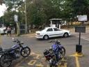 Hospital Central de San Cristobal. Main entrance