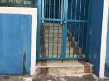 Ambulatorio Comunal Barrio Sucre. Main Entrance