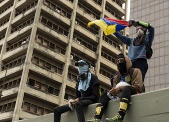 PhotoSeries | Protesta | Asesinato David Vallenilla