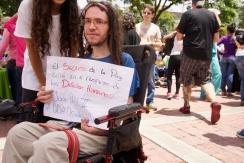 PhotoSeries | Concentración | Derechos Personas con Discapacidades